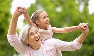 Oma's steeds vaker uitgeput door oppassen