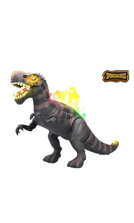 Tyrannosaurus Rex met dino geluid en lichtjes