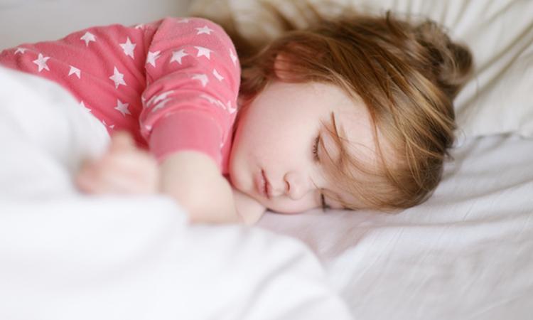 Slaapritueel: 1 tot 3 jaar