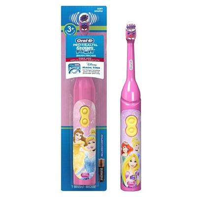 Oral B Stages Power Elektrische Tandenborstel Op Batterijen Princess