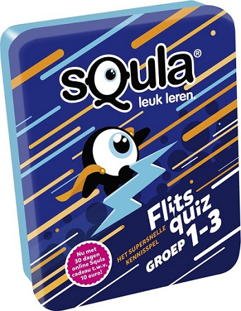 Squla flitsquiz groep 1 2 3
