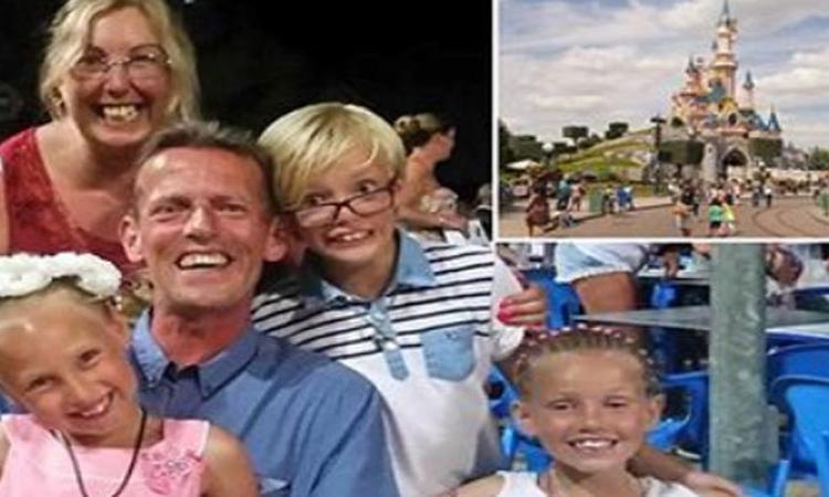 Meisje (9) boekt stiekem luxe trip naar Disneyland terwijl haar vader slaapt