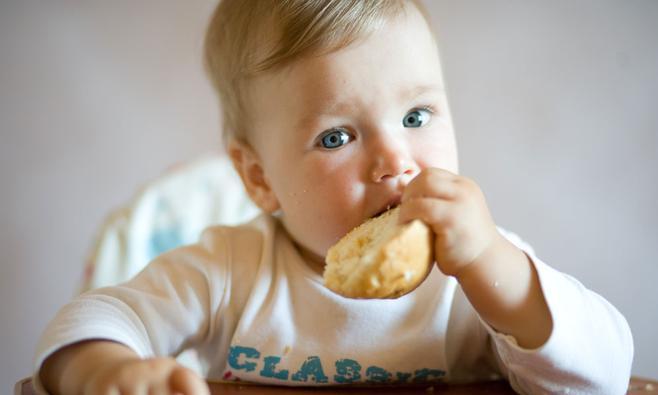 Wat is het beste broodbeleg voor je baby?