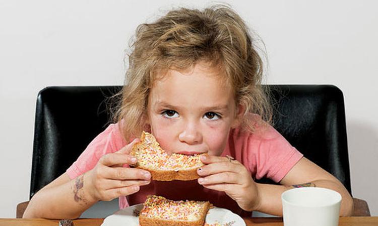 Zo ontbijten kinderen over de hele wereld
