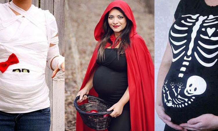 10x Halloween-outfits voor zwangere vrouwen