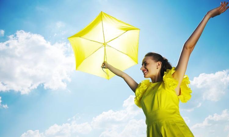 Invloed van geel op je leven