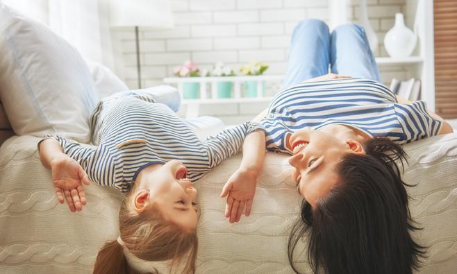 Het moederschap houdt me bescheiden (een beetje dan)