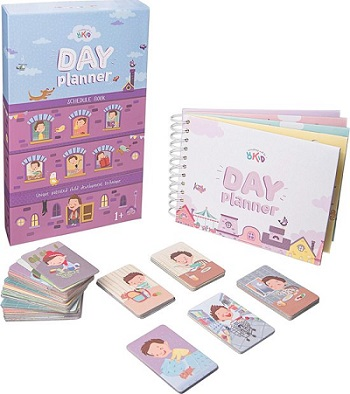 OKID Dagplanner