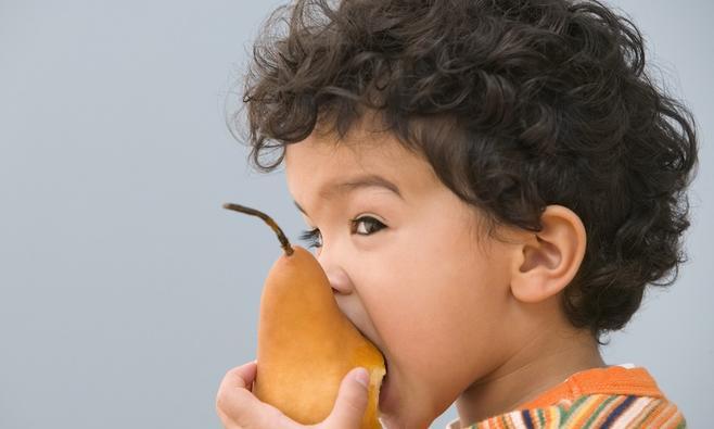 Hoeveel groente en fruit moet een kind eten?