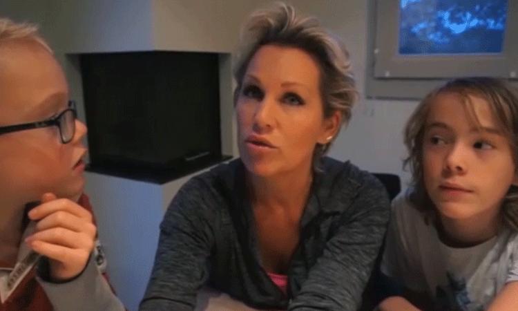 Een week zonder schermen: Tanja Jess en haar gezin deden het