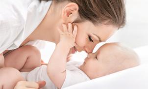 Hoe versterk je de band met je baby?