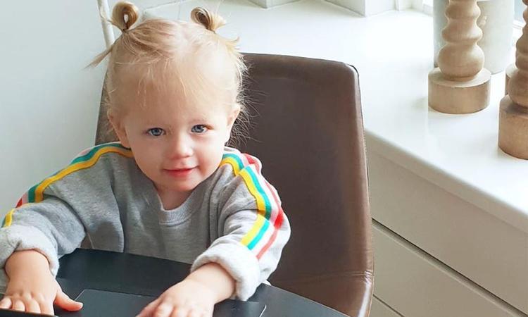 10 x de leukste foto's van kinderen die hun ouders nadoen