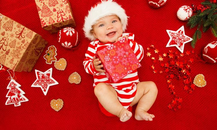 Top 10 kerstcadeaus voor baby's