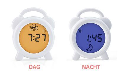 Alecto BC-100 Slaaptrainer - wekker - nachtlampje