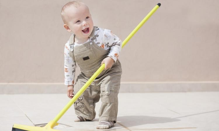 Het huishouden: zo pakken andere ouders het aan!