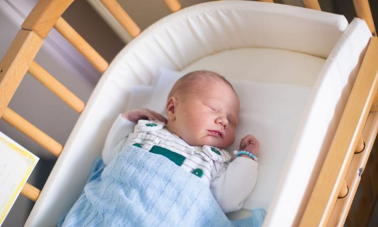 Heeft mijn baby een voorkeurshouding?