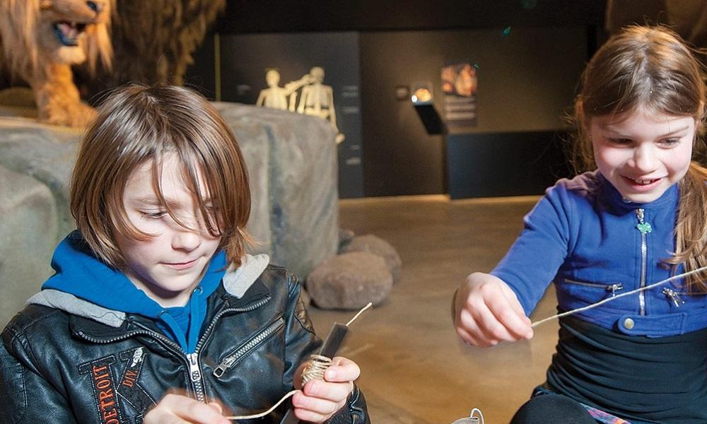Natuurmuseum Brabant - Kidsproof.nl