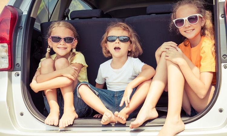5 voordelen van een autovakantie met kinderen