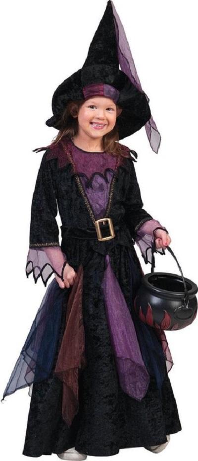 Griezelige heks