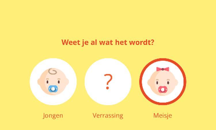 Swipen voor een babynaam: Zwitsal lanceert handige namen-app
