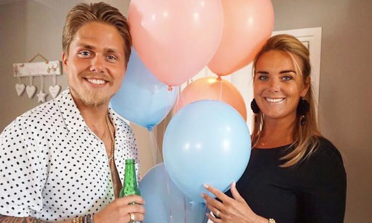André Hazes junior en vriendin worden ouders van een zoon