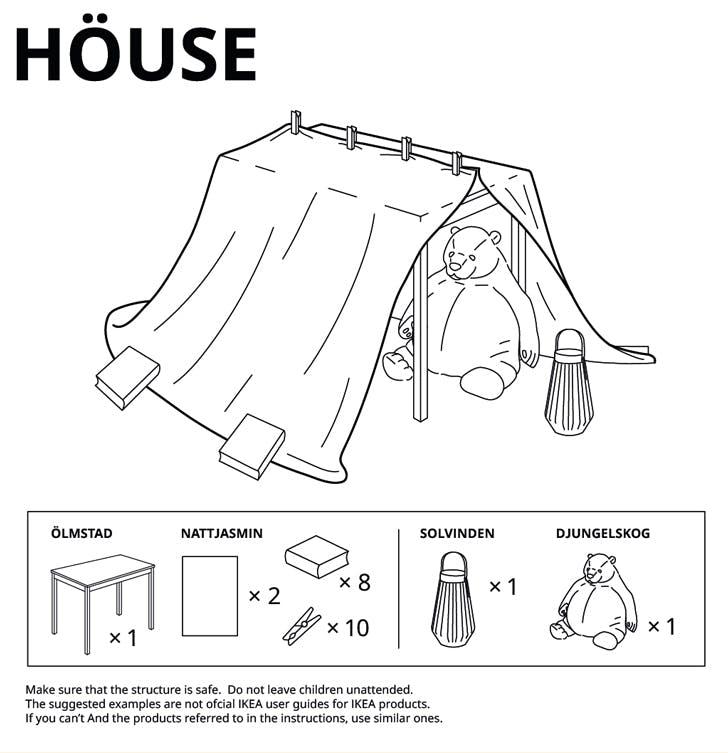 ikea huttenbouwen