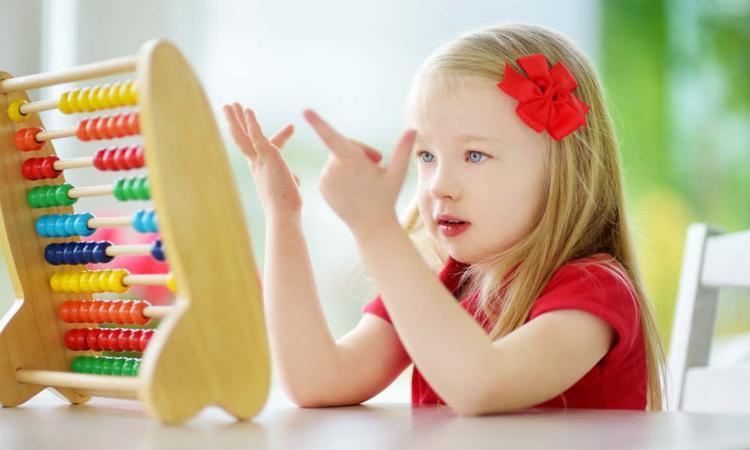 Bloednerveus voor de eerste schooldag (mama dan)