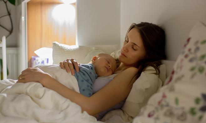 Hoe ga je als partner om met een postpartum depressie?