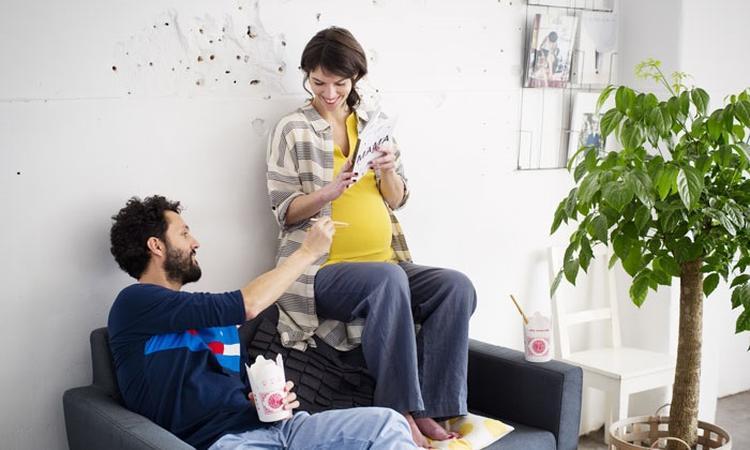 1 op de 10 vrouwen heeft moeder graag bij eerste bevalling
