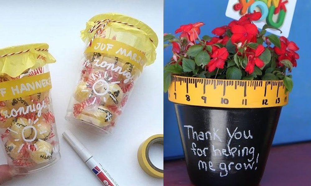 Top 10x leuke bedankjes voor die lieve leidster van de kinderopvang @MO07