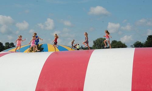 Speelparkswaan-kidsproof