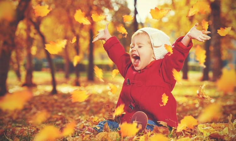 30x jongens- en meisjesnamen die perfect passen bij een herfstbaby