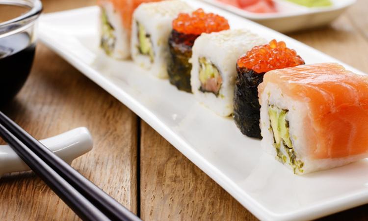 Sushi eten tijdens je zwangerschap