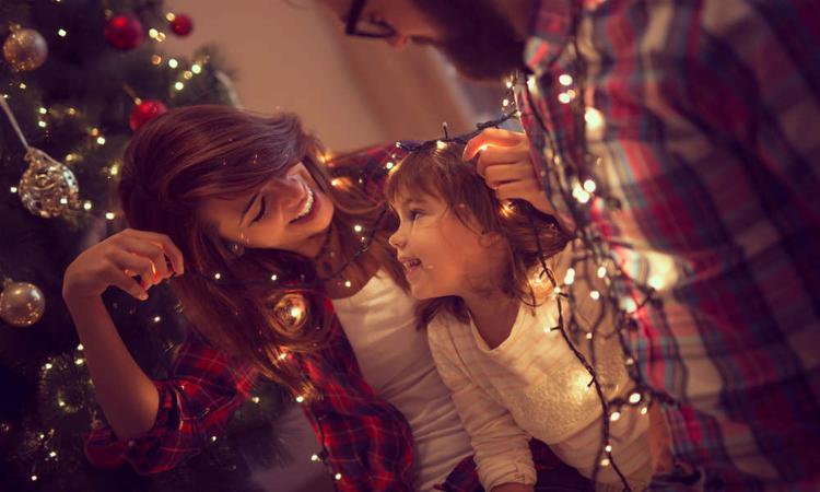 Dit zegt jullie kerstboom over jou als moeder