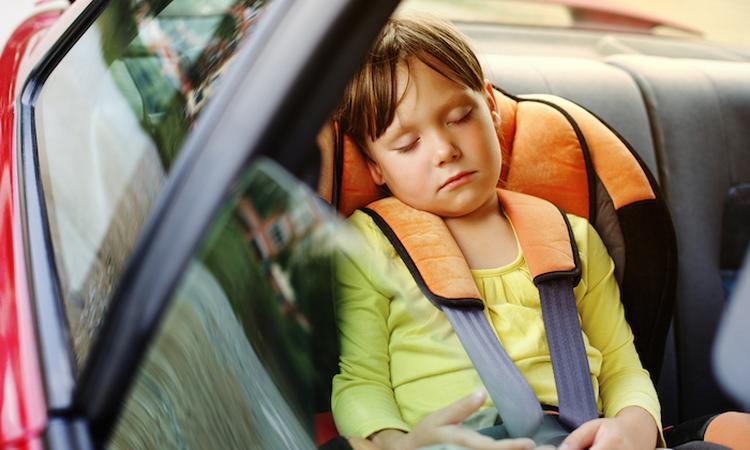 Misselijk op de achterbank: tips tegen reisziekte