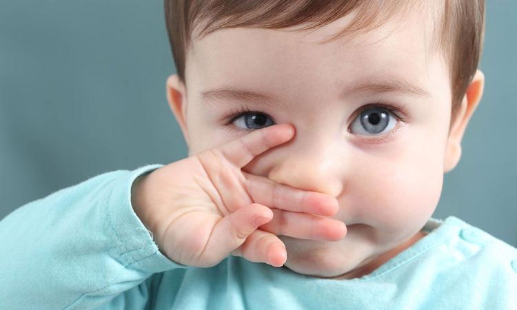 Ontstoken oogjes bij je baby