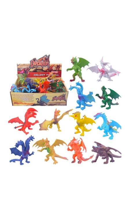 Dinosaurus Draken Speelgoedset