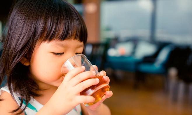 Is appelsap gezond voor je kind?