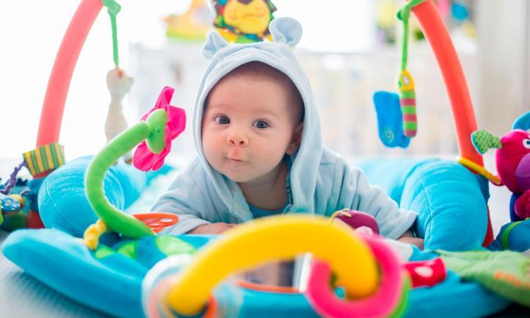 Babygym kopen: waar moet je op letten?