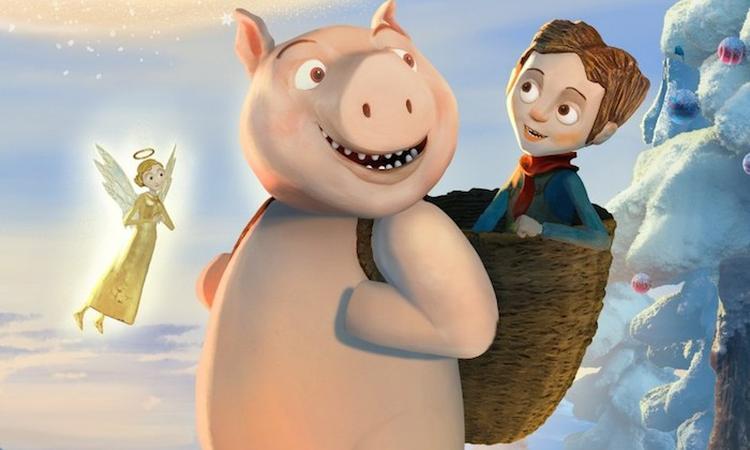 Zien: de magische kinderfilm Julius in Winterland