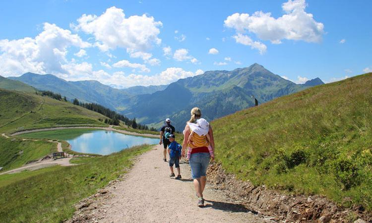 Tip voor de zomer: ontdek de Oostenrijkse bergen
