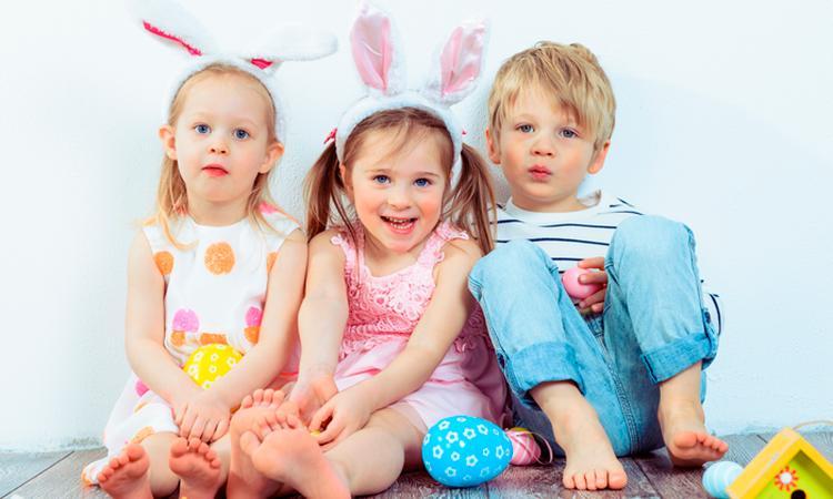 Dagje uit met Pasen