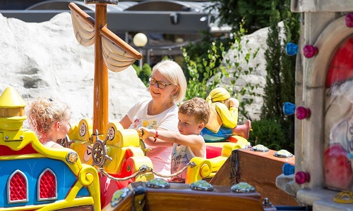 Kidsproof Tivoli