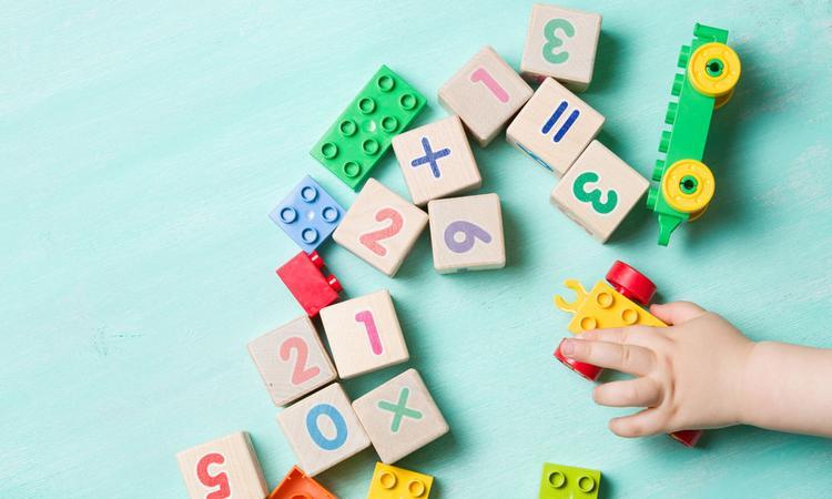 Geschikt speelgoed voor kinderen vanaf 2 jaar