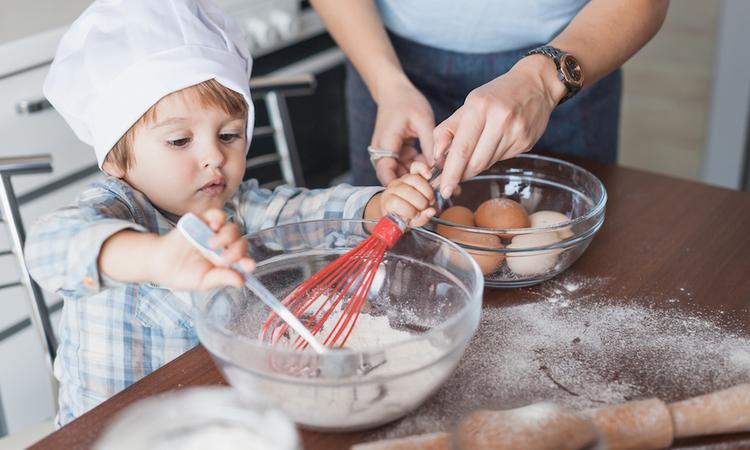 15x makkelijke én gezonde recepten om samen met je kind te maken