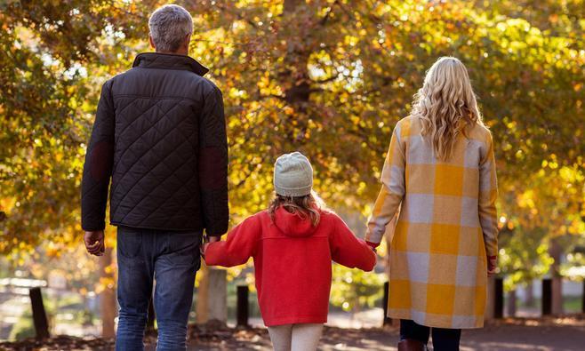 Co-ouderschap: financieel en juridisch