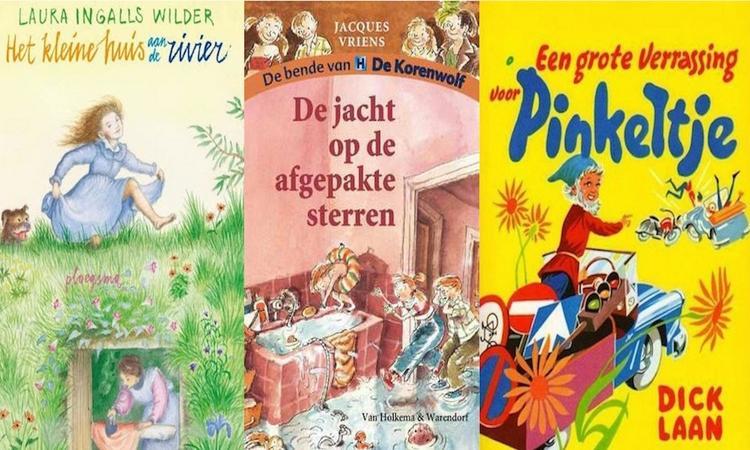 De leukste kinderboeken van vroeger (die elk kind gelezen moét hebben)