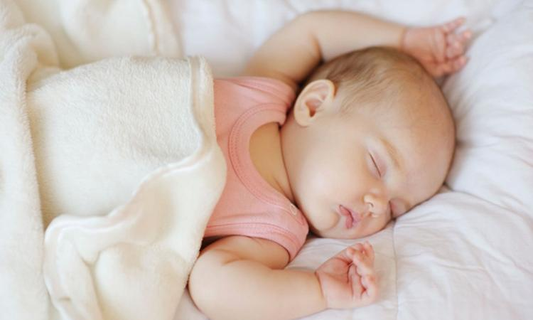 slaapritme baby 11 weken