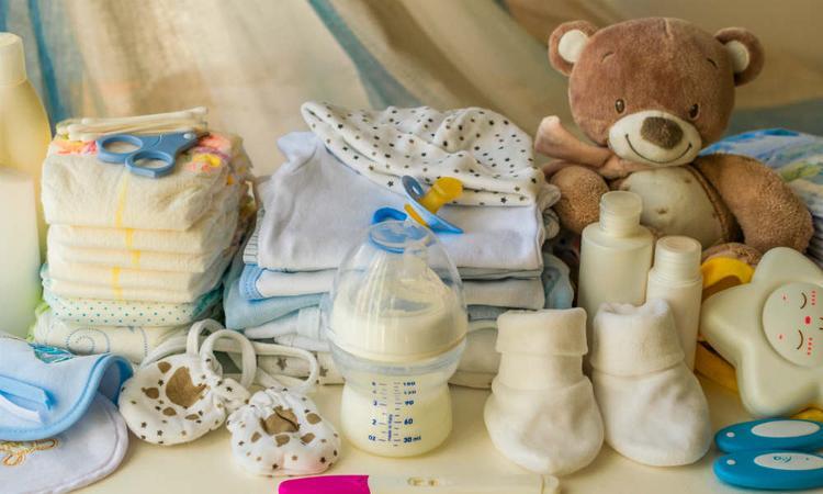 Bijna driekwart ouders koopt babyuitzet (gedeeltelijk) tweedehands