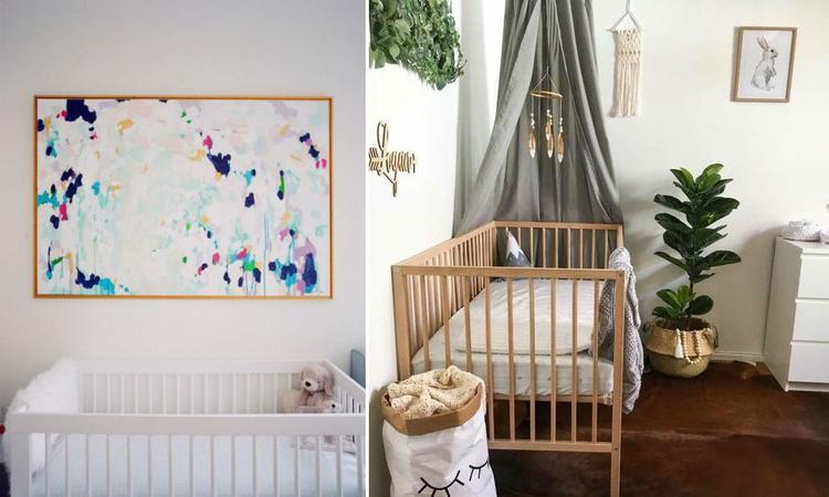 Zo richt je de babykamer in volgens de laatste trends